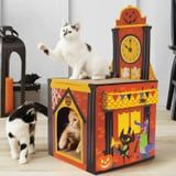 No Scaredy-Cats Allowed! Target's Spooky Halloween Cat Scratchers Have Arrived