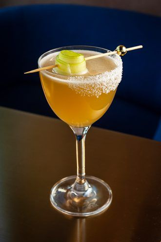 A1A Tequila Cocktail