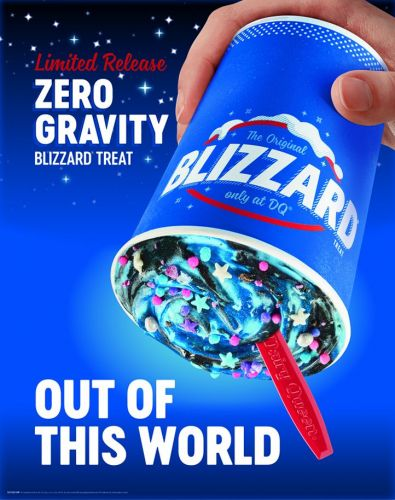 Out-of-This-World Blizzard Treat Lands at DQ Stores