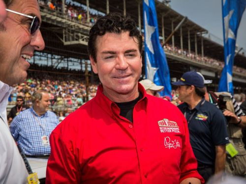 What Is Real Anymore? Papa John Reveals He Didn't Eat 40 Pizzas in 30 Days
