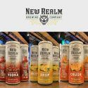 New Realm Launching Spirits-Based RTDs, Exploring NA and CBD Drinks