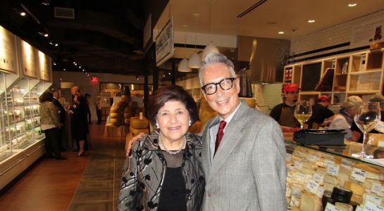 TV Cooking Legend Mary Ann Esposito Event