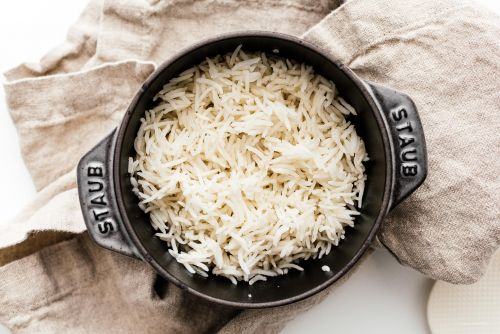 How to Make Fluffy White Rice Perfectly Every Single Time