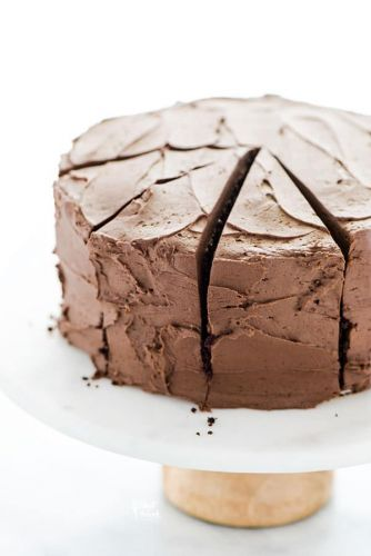 Gluten Free Sourdough Chocolate Cake Recipe