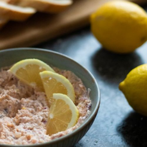 Quick & Easy Salmon Pâté