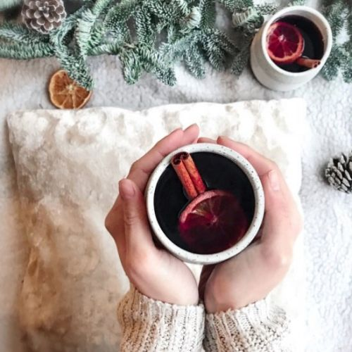 Delicious & Festive Mulled Wine