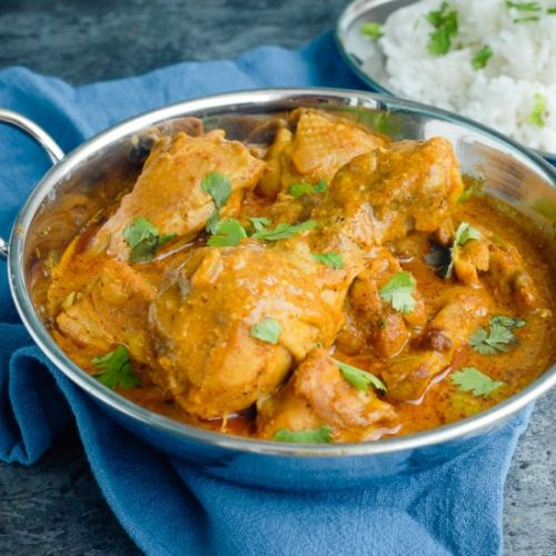 One-Pot Indian Curry Chicken