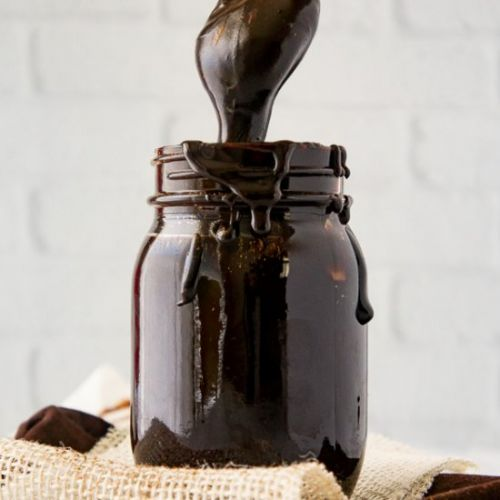 Dark Chocolate Fudge Sauce