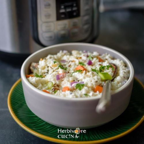 Instant Pot South Indian Curd Rice