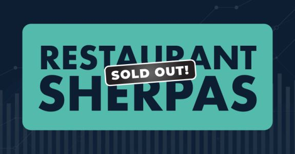 The Teriyaki Madness' Restaurant Sherpa Management Program is Officially Sold Out