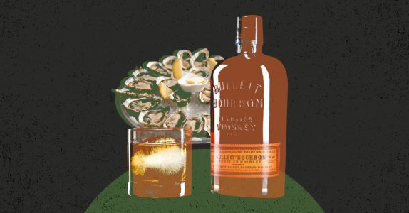How to Pair Bulleit Bourbon With Everything from Dinner to Dessert