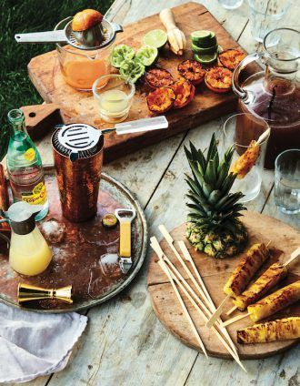 A Guide to Grilling for Cocktails