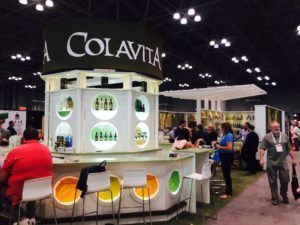 Colavita at the Winter Fancy Food Show 2018