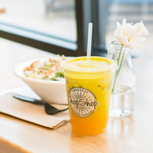 Fuel Your Well-Being During Original ChopShop's National Juice Week Celebration