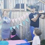 This Video of a Dog Eating a Couple's Gender Reveal Cake Is a Must-Watch