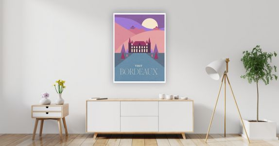 Fuel Your Wanderlust From Home With These Wine Region Travel Posters