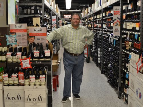 Houston wine professional Joseph Kemble is dying and he needs our help