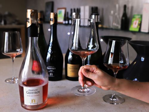 The Only Pink Champagne You Should Be Drinking This Valentine's Day