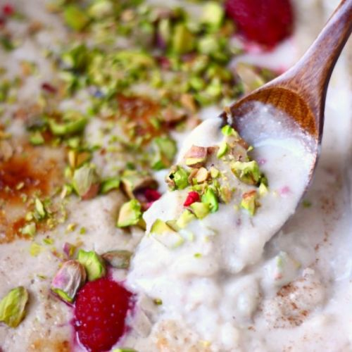Vegan Rice Pudding