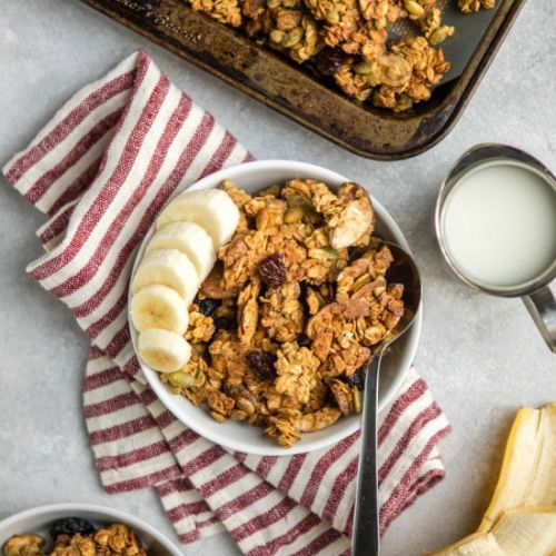 Easy Vegan Granola