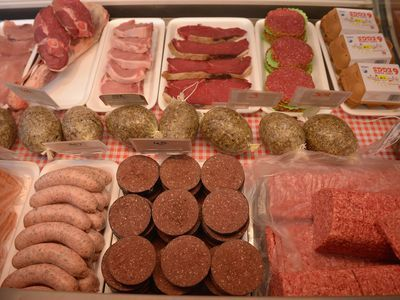 UK Butcher Escapes Freezer by Using Black Pudding as Battering Ram