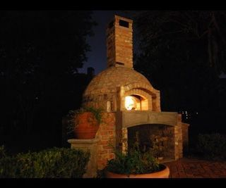 How to Build a Combination Wood Fired Pizza Oven & BBQ Smoker