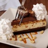If Candy Bars Had Glow Ups, Snickers's Would Be The Cheesecake Factory's Caramelicious Cake