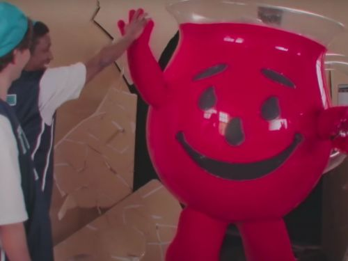 Watch SNL's Gillette Commercial Parody Featuring the Kool-Aid Man