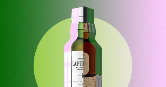 The Difference Between Laphroaig and Lagavulin, Explained