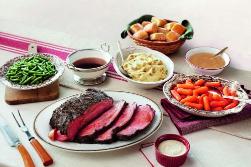 Cracker Barrel Old Country Store Offers New Prime Rib Heat n' Serve and Creative Basket Options to Spring Into the Season