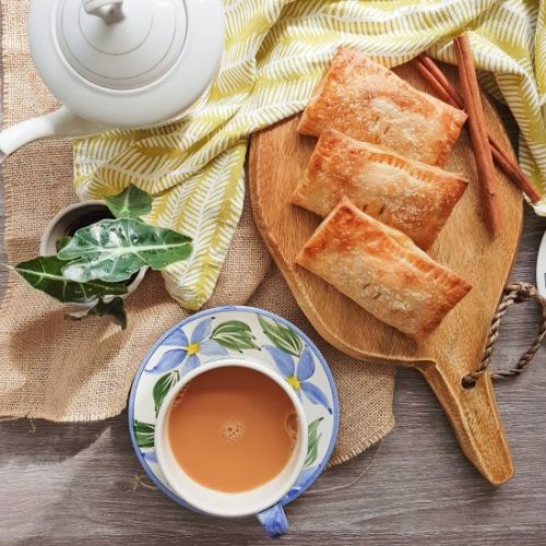 Easy Gluten Free Apple Turnovers