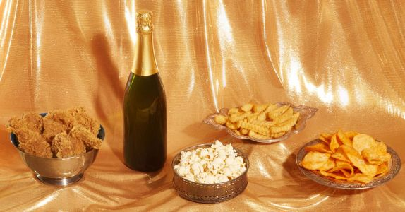Finger Lickin' Bruts: The Best Fried Food and Champagne Pairings