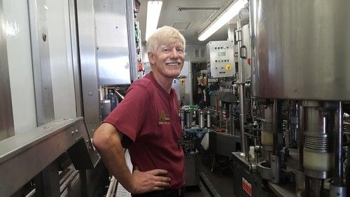 Harry Hakala's Mobile Wine Line has been a Lodi institution