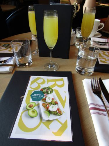 Brunch Happy Hour At Earls Prudential