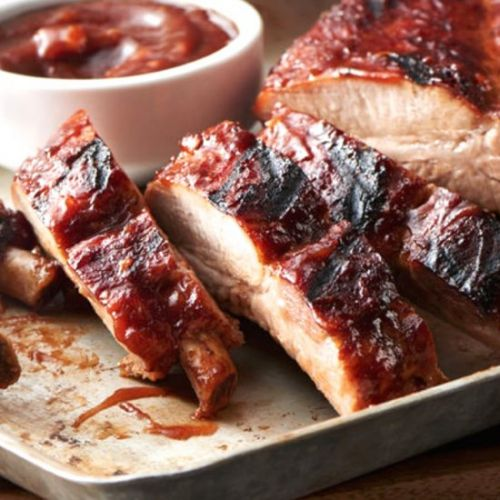 Uncle Mick's Famous Ribs