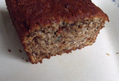 Carribean Banana Bread *~***~* Karibisches Bananenbrot