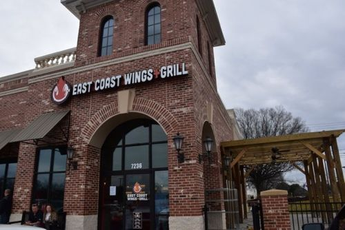 East Coast Wings + Grill Donates Nearly $22,000 to Food Banks across the Southeast