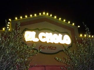 History Lesson and Dinner at El Cholo