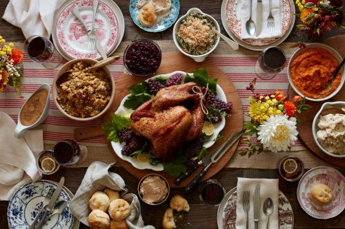 Celebrate Thanksgiving with Lucille's Smokehouse Bar-B-Que
