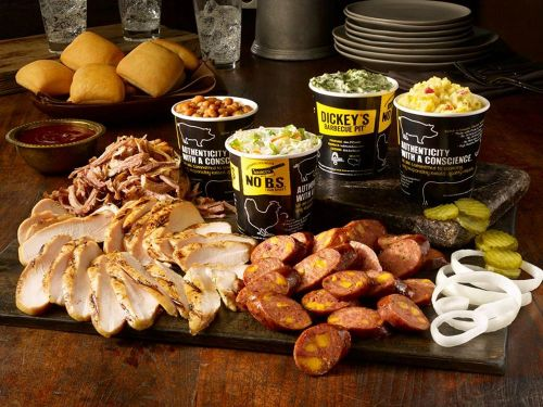Local Entrepreneur Brings Dickey's Barbecue Pit to Athens, TX