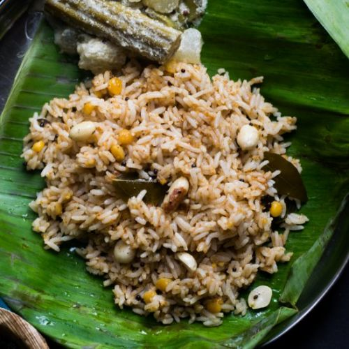 Instant pot Tamarind rice