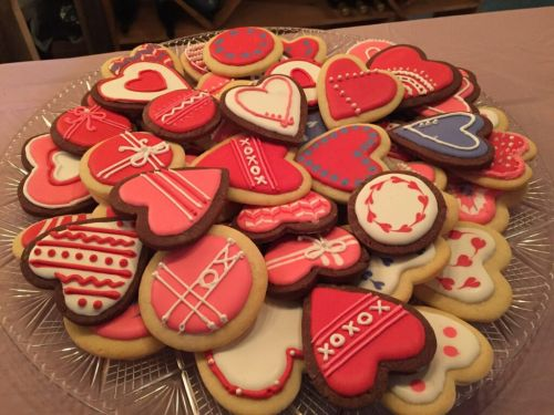 Feb 16: Valentine's Day Wine and Cookie Pairing