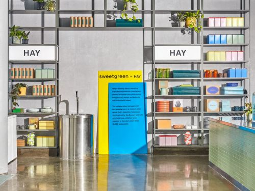 Sweetgreen's Now Selling Home Goods at Its New NYC Location