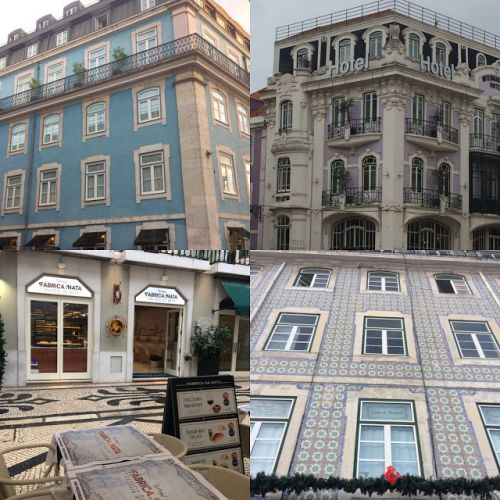 Vegetarian in Lisbon, mostly eating cakes