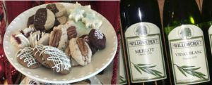 Feb 11: Cookie and Wine Pairing!