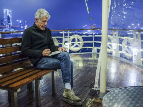 The Final Season of 'Anthony Bourdain: Parts Unknown' Premieres September 23