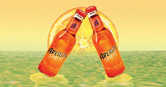 Bottled Ready-To-Drink Aperol Spritz Cocktails Hitting Select States Soon