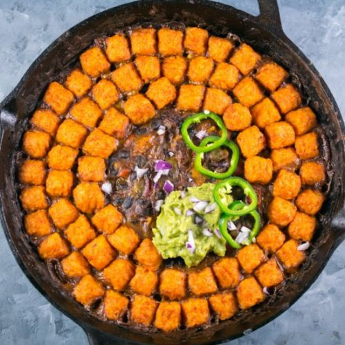 Sweet Potato Hotdish