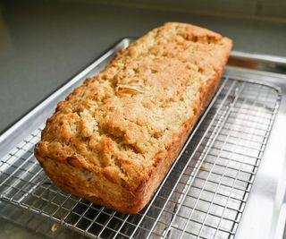 Lemon Pulp Rosemary Bread