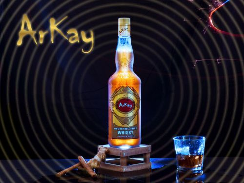 ArKay Beverages Thanks Diageo and Distill Ventures for Joining the Uprising Trend on Creating Alcohol-Free Spirits
